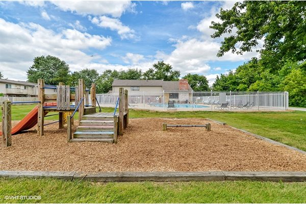 Children's Park With Tot Lot at Westpark Townhomes, Indianapolis, IN,46214