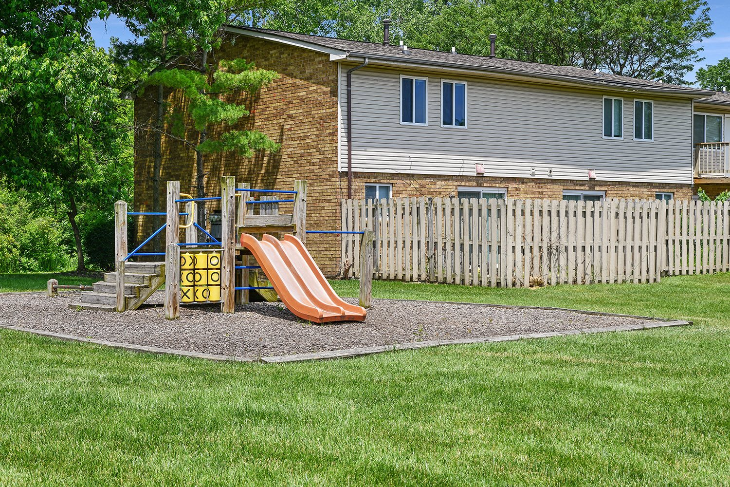 Playing Structure For Kids at Westpark Townhomes, Indianapolis, IN, 46214