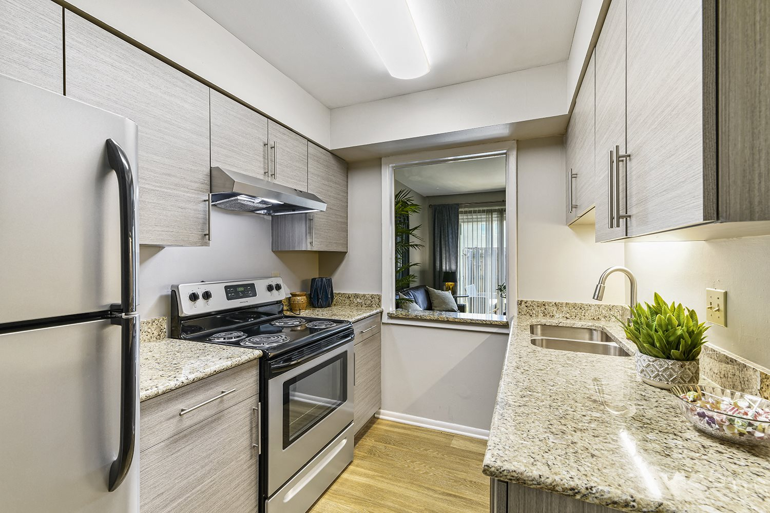Elegant Dining Area at Westpark Townhomes, Indianapolis, 46214