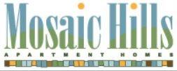 Logo for Mosaic Hills Logo, Kent WA