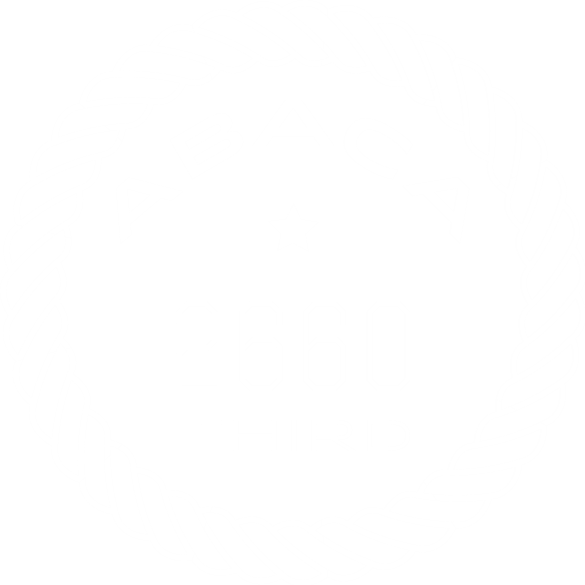 Logo at Abaca, 2660 3rd Street