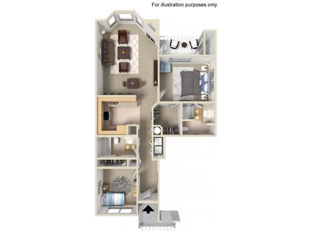 2x2s Floor Plan 2