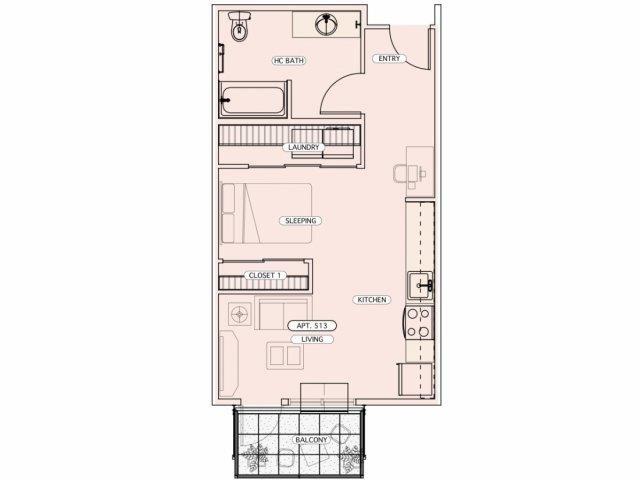 A-AHC Floor Plan 3