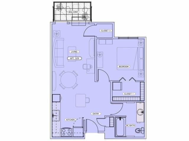 C3 Floor Plan 8