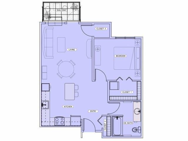 D2 Floor Plan 11