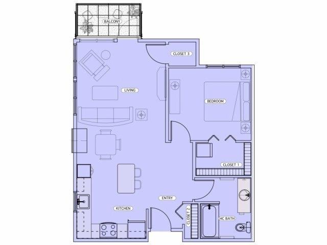 D3 Floor Plan 12