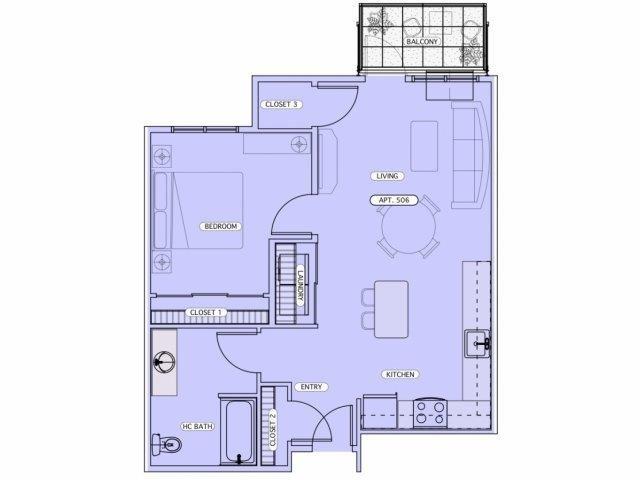 D-AHC Floor Plan 14