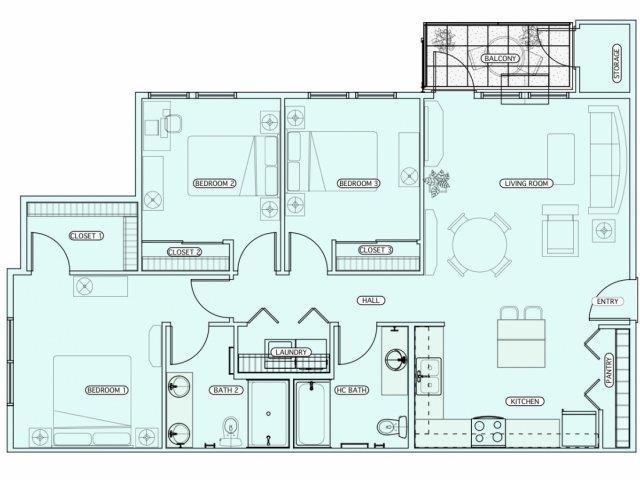 G Floor Plan 22