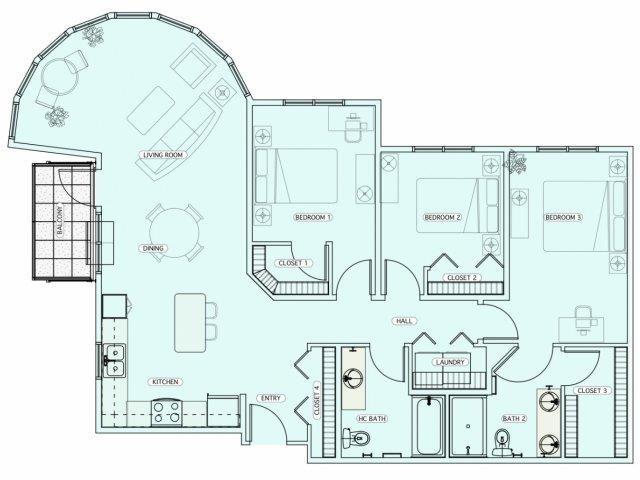 L1 Floor Plan 24
