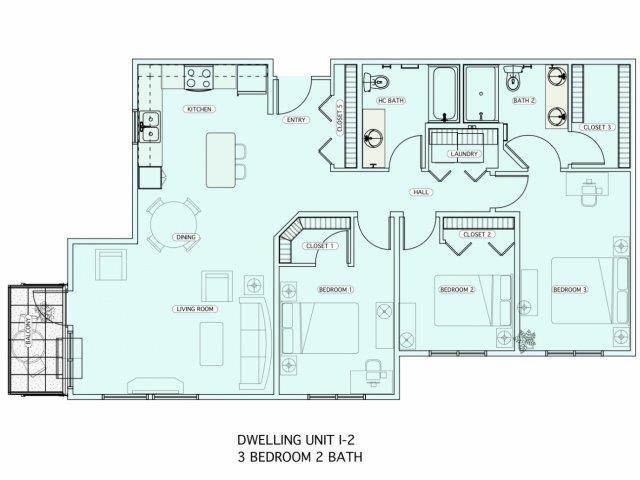 L2 Floor Plan 25