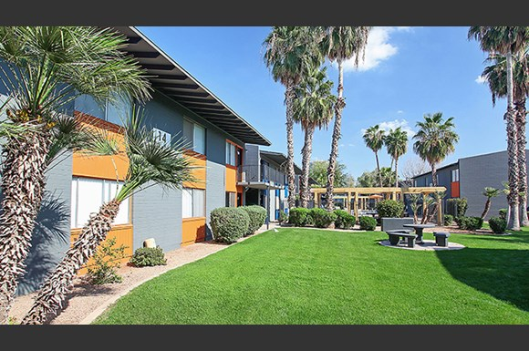 The standard apartment homes 615 s hardy drive tempe az - Cheap 2 bedroom apartments in tempe ...