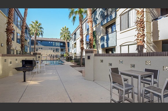 The Urban Apartments 3601 E Mcdowell Rd Phoenix Az