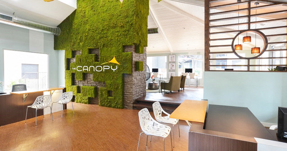 The Canopy Clubhouse & The Canopy Apartments 950 Bitters Road East San Antonio TX ...