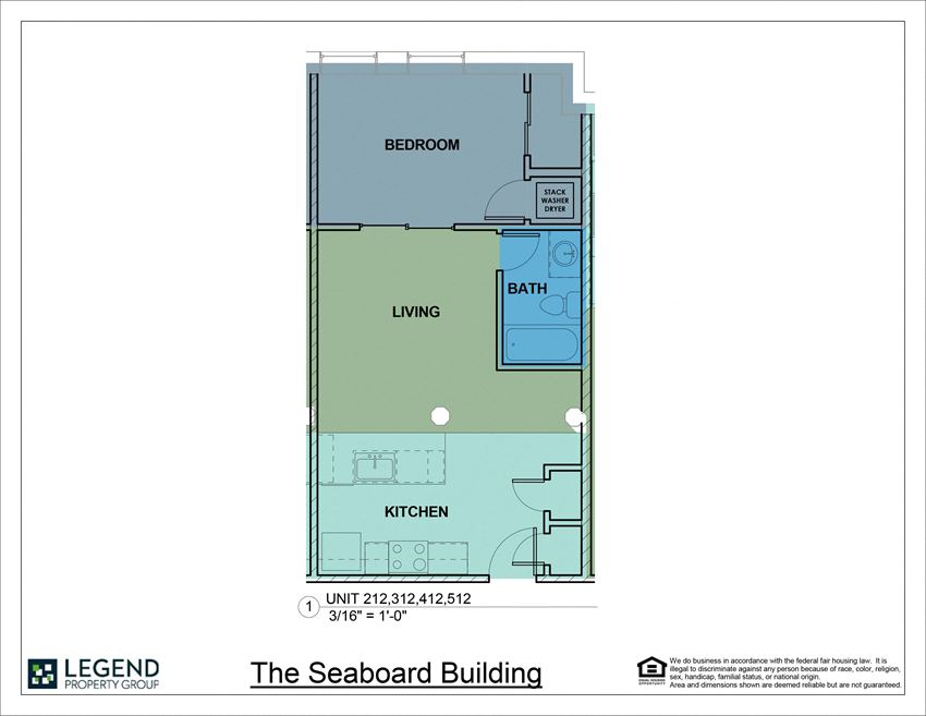 The Seaboard Building Unit # 212