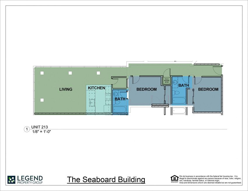 The Seaboard Building Unit # 213