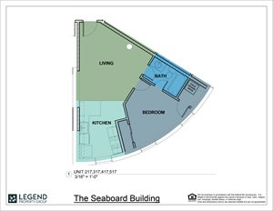 Floorplan The Seaboard Building Portsmouth VA