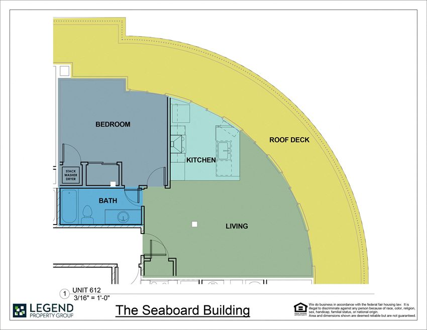 The Seaboard Building Unit # 612