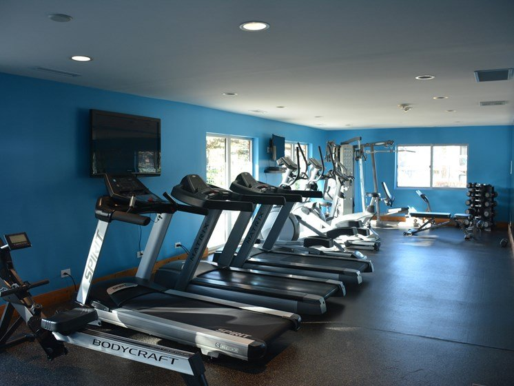 Fitness Center at Briarbrook Apartments, Wheaton, IL 60187