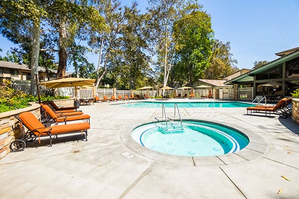 Apartments in Westlake Village Resort Pool