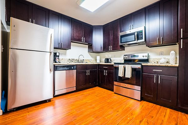 Apartments in Westlake Village Stainless Steel Appliances Espresso