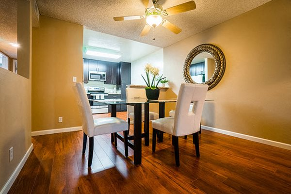 Westlake Village Apartments Dining Area
