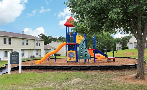 Little ones will enjoy our onsite playscape!