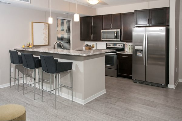Eat-in Kitchens at The Axis, Minnesota, 55441