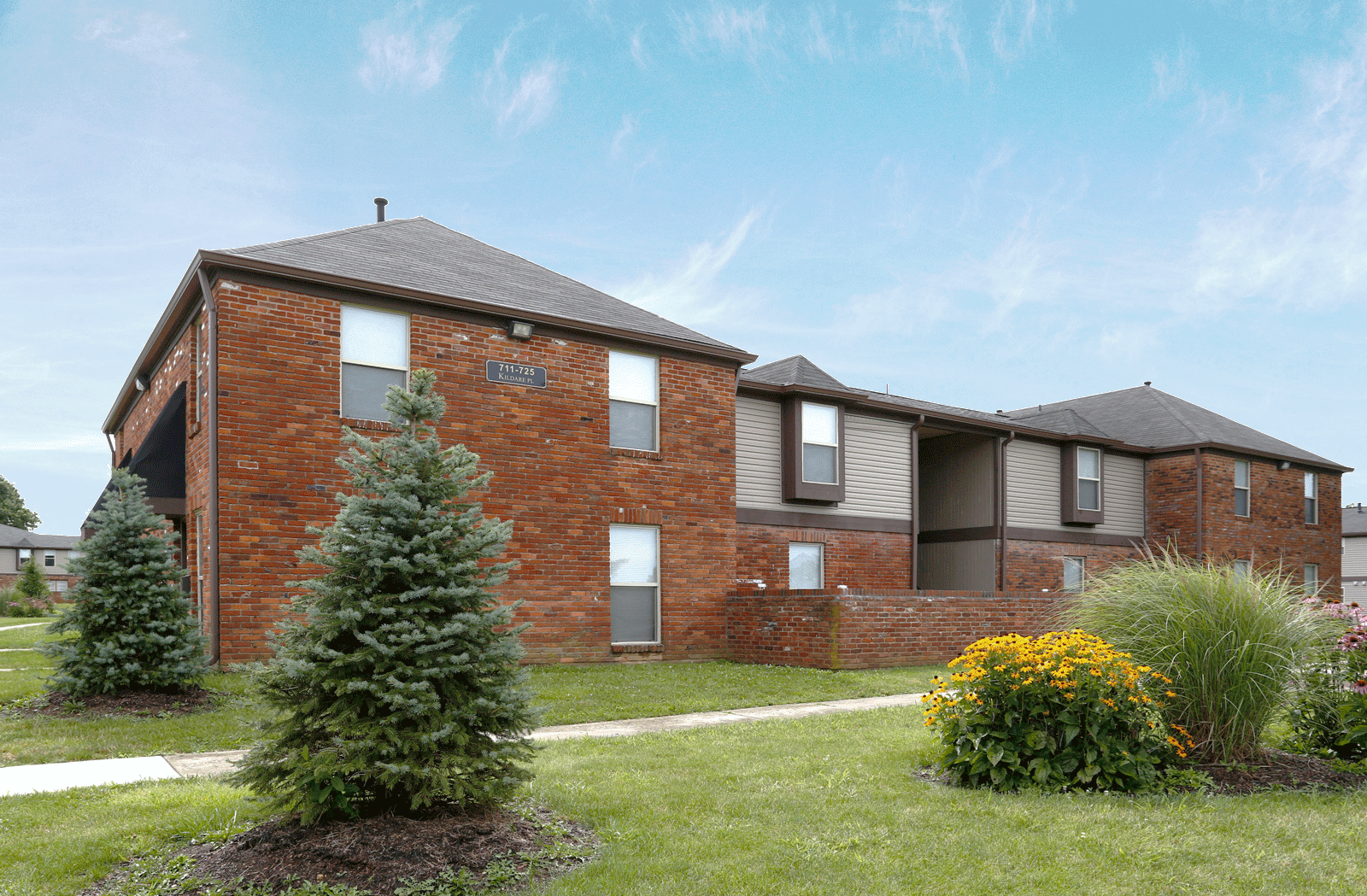 Kensington Square Apartments Dayton Oh