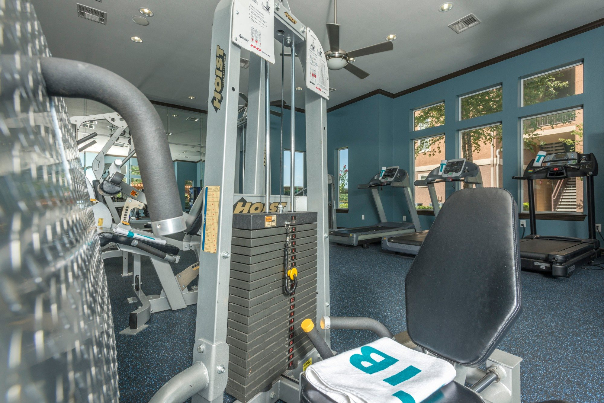 Health and Fitness Center at Tiburon Houston