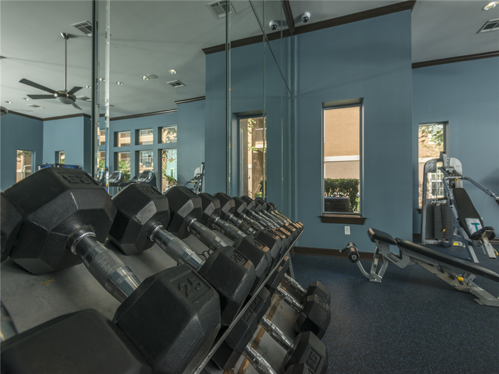 Free Weights at Tiburon, Houston, TX,77064