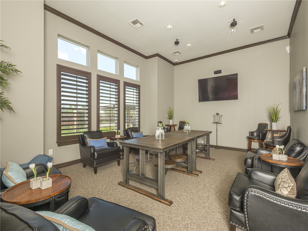 Resident Clubhouse and Lounge  at Tiburon, Houston, TX,77064