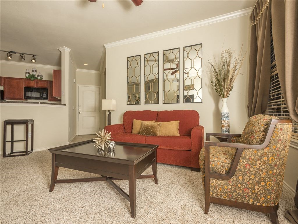 Spacious Living-rooms at Tiburon, Houston, TX, 77064