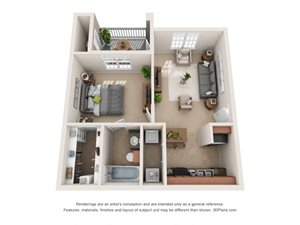 San Pablo Floor Plan at Tiburon, Houston, TX