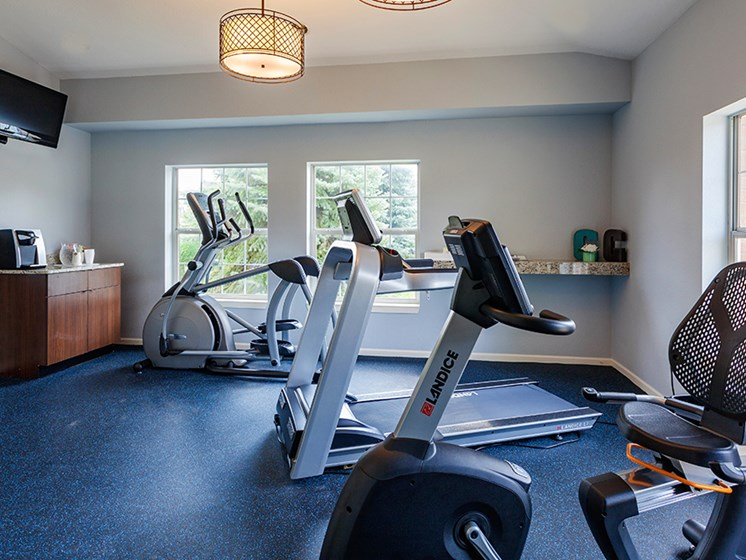 Fitness Center at Canton Club
