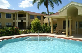 Free wireless Internet access at pool at Belvedere at Quail Run, Naples, FL,34105