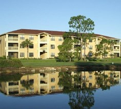 Beautiful lake views at Belvedere at Quail Run, Naples, FL,34105