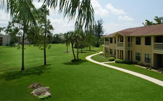Lush Green Surroundings at Belvedere at Quail Run, Naples, FL,34105