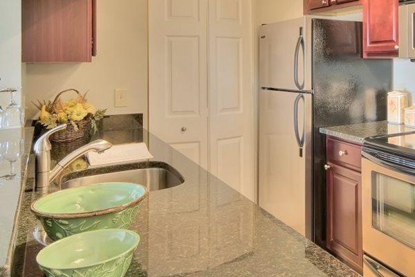 Belvedere at Quail Run Apartments in Naples, FL,34105 granite counter tops