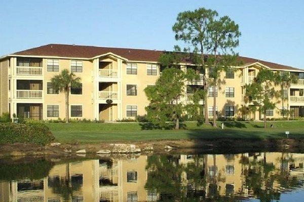 Belvedere at Quail Run Apartments in Naples, FL,34105 beautiful lake views