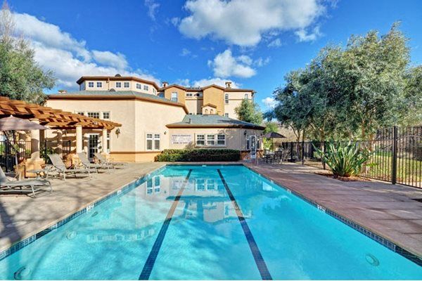Swimming Pool at Renaissance Apartment Homes, Santa Rosa, CA,95404