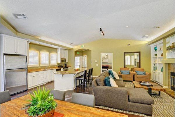 Large Clubhouse at Renaissance Apartment Homes, Santa Rosa, CA,95404