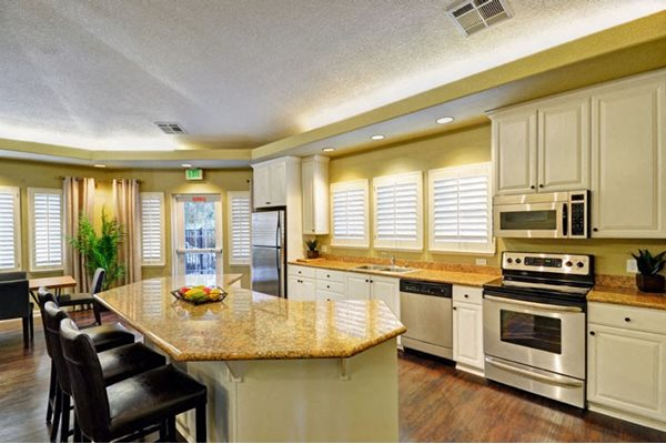 Large Clubhouse with Full Kitchen at Renaissance Apartment Homes, Santa Rosa, CA,95404