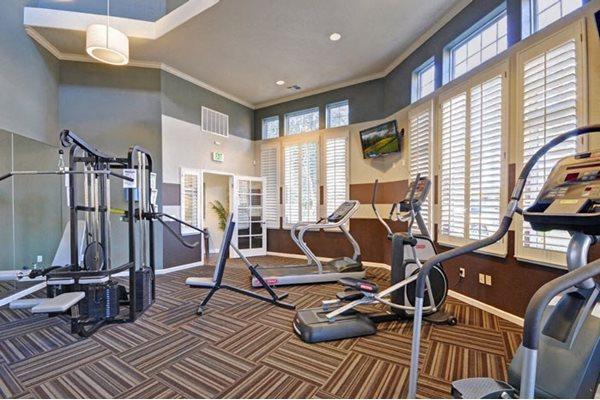 Fitness Center at Renaissance Apartment Homes, Santa Rosa, CA,95404