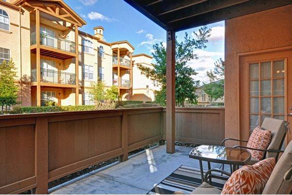 Patio/Balcony at Renaissance Apartment Homes, Santa Rosa, CA,95404