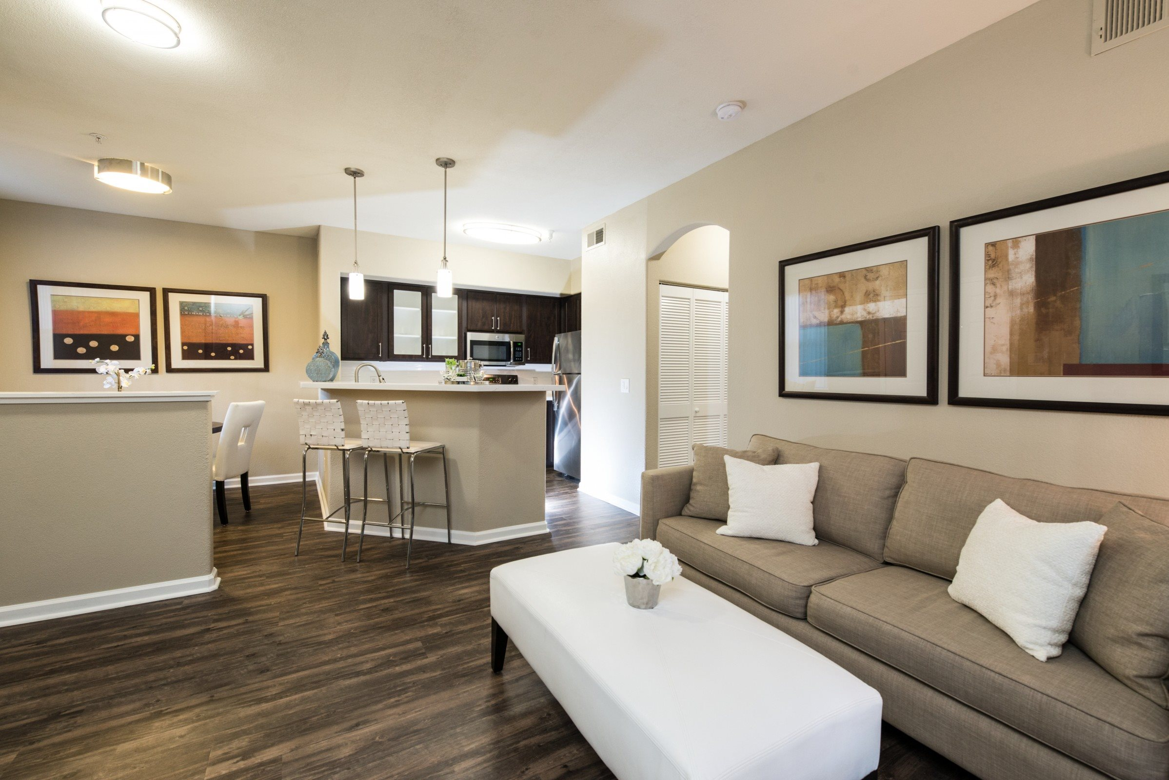 Luxurious And Beautiful interiors at Renaissance Apartment Homes, Santa Rosa, CA
