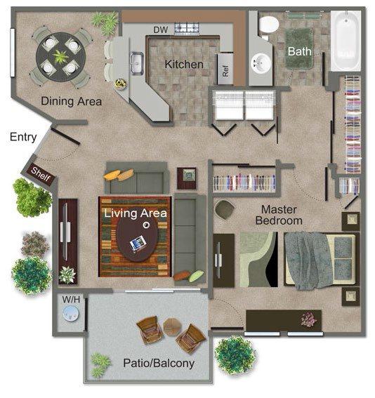Renaissance Apartment Homes   eBrochure