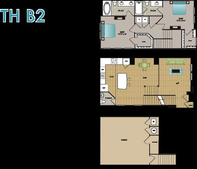 TH B2 Floor Plan 16