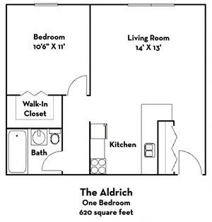 The Aldrich (2800 Girard)