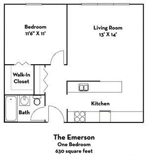 The Emerson (2800 Girard)
