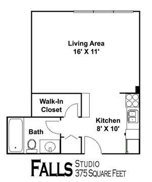 Falls -BC (The Fremont)